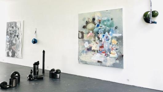 INTERSTELLAR, Frederique Jonker, Marinke van Zandwijk, Galerie Franzis Engels