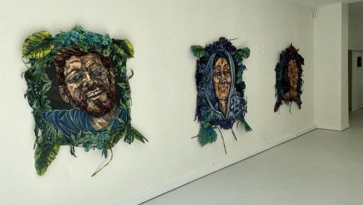 Raquel van Haver - Amo a la Reina, Raquel van Haver, Kersgallery