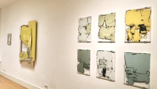 Airy Spaces, Henri Wagner, Galerie Helder