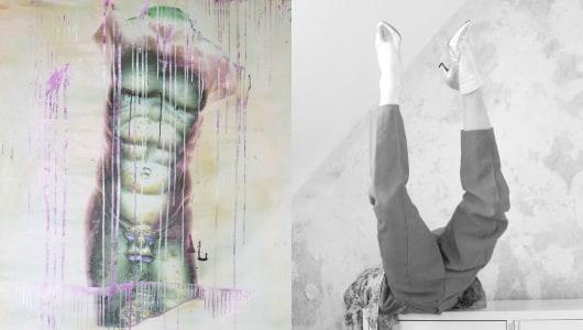 Unseen 2021, Jannemarein Renout, Isabelle Wenzel, Galerie Bart