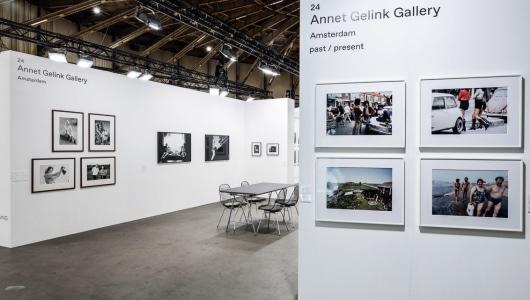Unseen 2021, Ed van der Elsken, Yael Bartana, Awoiska van der Molen, Bertien van Manen, Robby Müller, Annet Gelink Gallery