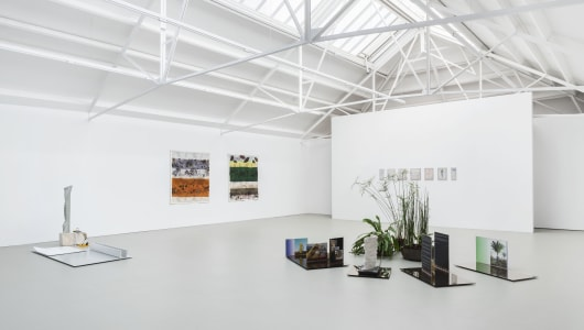 Combine, Tenant of Culture, Adriano Amaral, DAVID JABLONOWSKI, Jennifer Tee, Galerie Fons Welters