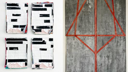 Duo solo exhibition Ties Ten Bosch & Jan ten Have, Ties Ten Bosch, Jan ten Have, Frank Taal Galerie