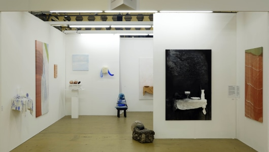 Art Rotterdam 2021, Romee van Oers, Kees de Vries, Marinke van Zandwijk, Galerie Franzis Engels