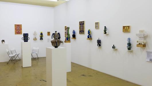 Art Rotterdam 2021, Saar Scheerlings, Galerie Fleur & Wouter