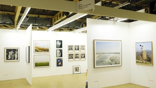 Art Rotterdam 2021, Charles Fréger, Willem Diepraam, Steve Fitch, Jeroen Hofman, Sanlé Sory, Galerie Wouter van Leeuwen