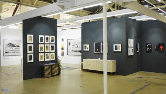 Art Rotterdam 2021, Thirza Schaap, Albarrán Cabrera, Douglas Mandry, Paul Cupido, Bildhalle