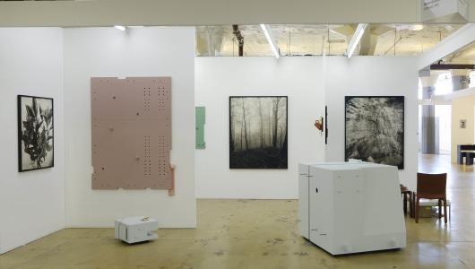 Art Rotterdam 2021, Marc De Blieck, Wesley Meuris, Annie Gentils Gallery