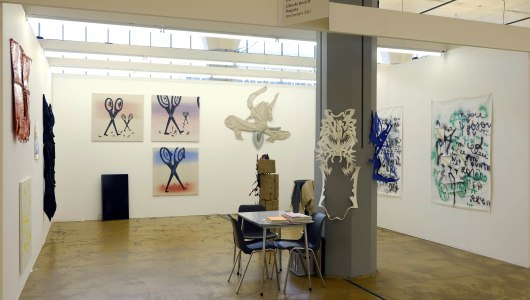 Art Rotterdam 2021, Anne-Lise Coste, Kubilay Mert Ural, Daniele Formica, Pauline Curnier Jardin, Klaas Kloosterboer, Ellen de Bruijne Projects