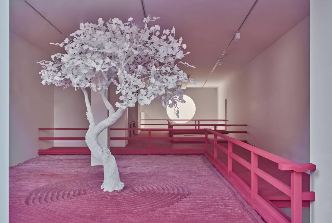 Static Mythologies - Daniel Arsham at Galerie Ron Mandos