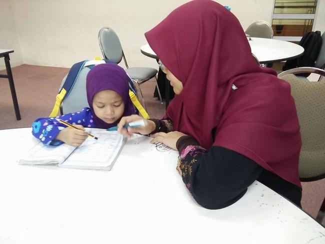 Les privat mengaji anak dan dewasa guru ke rumah