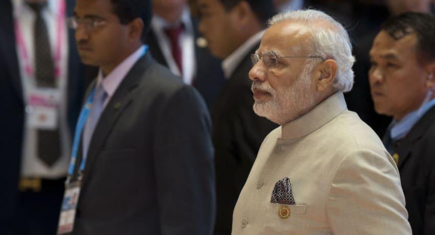 حساب توییتر نخست وزیر هند هک شد