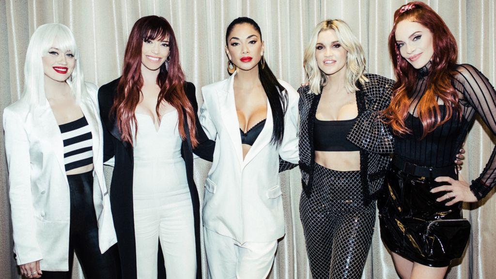 Песня дня: The Pussycat Dolls выпустили ремикс на новую песню React