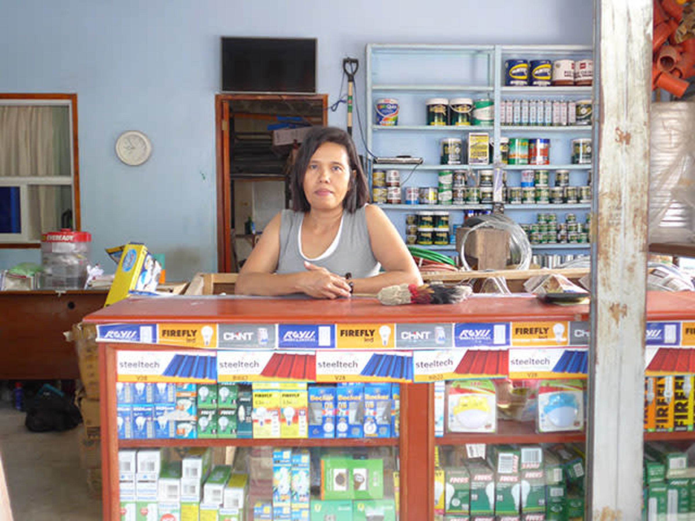 Microfinance from CARE International UK