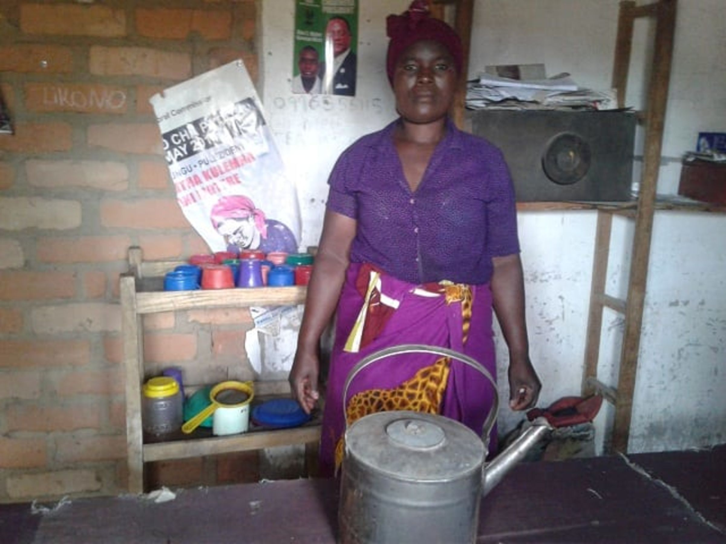 Alix Bromley Pics microfinance from care international uk