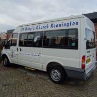 St.Mary's Mini Bus Team