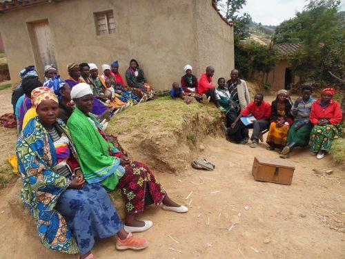 Care Group Abahujumugambi Murambi