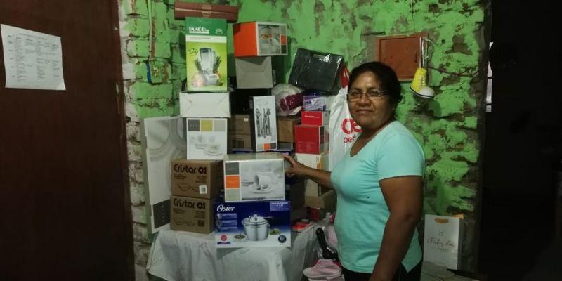 Rosa jesus Pairazaman garcia