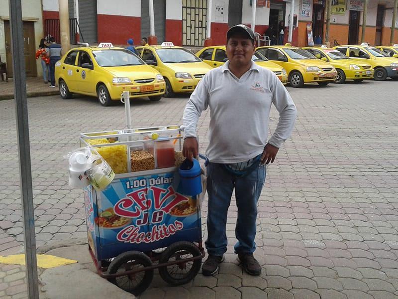Carlos alberto Chisaguano chisaguano