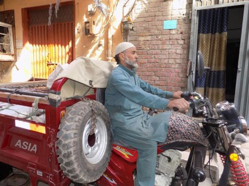 Malik muhammad Ashfaq