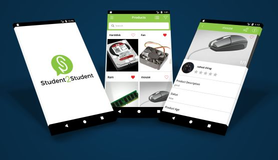 Student2Student App