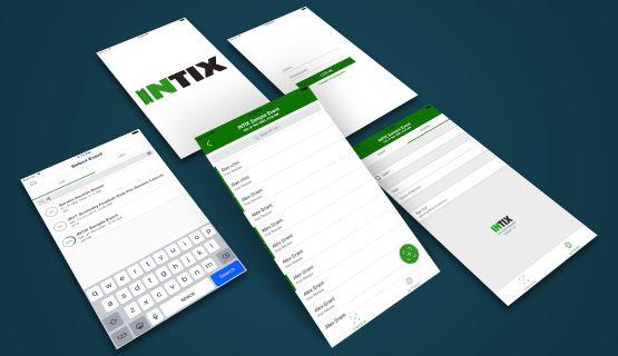 INTIX Scanner App