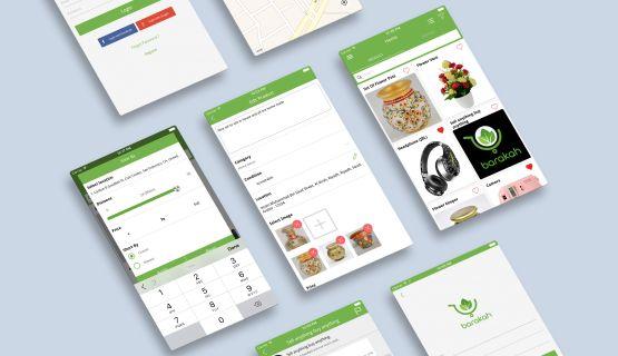 Barakah Mall App