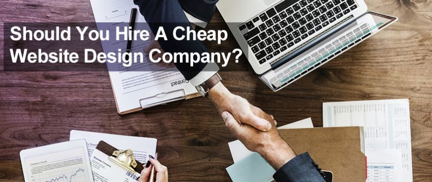 Hire Cheap Website Design Company