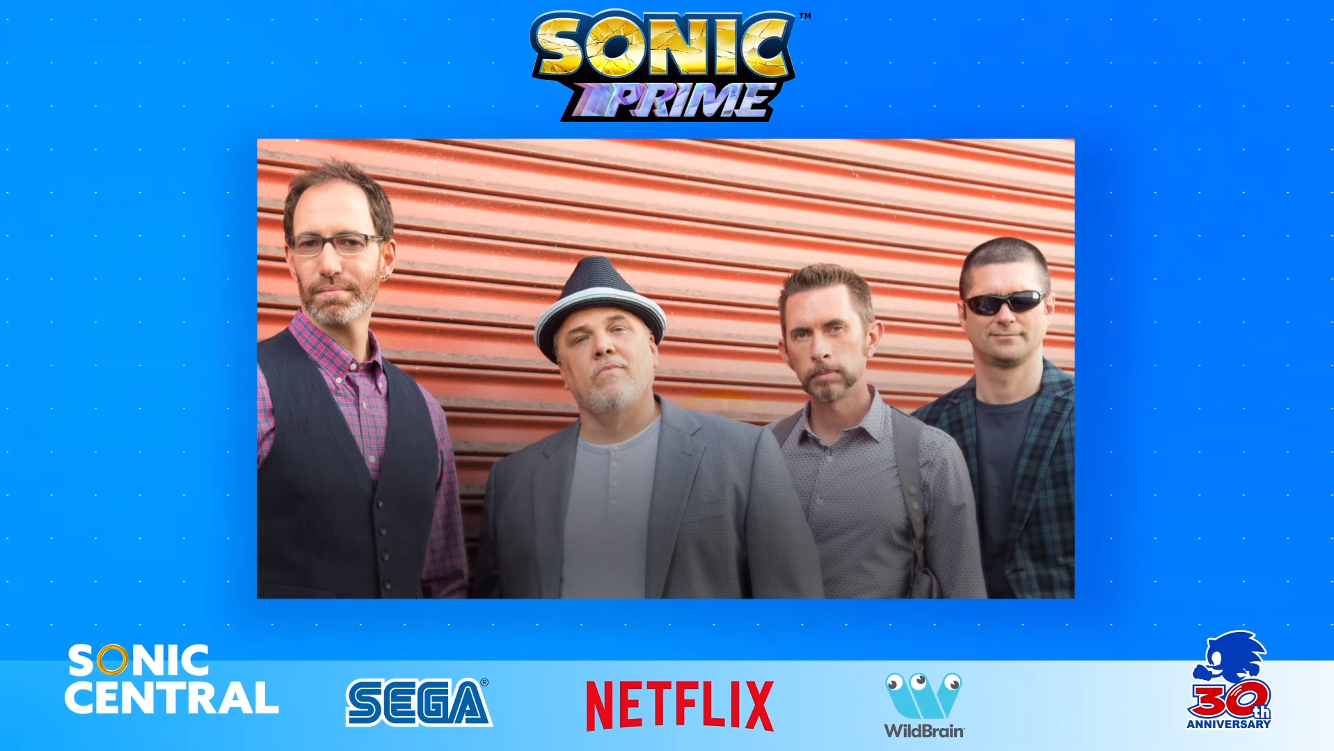Sonic Central Netflix Show