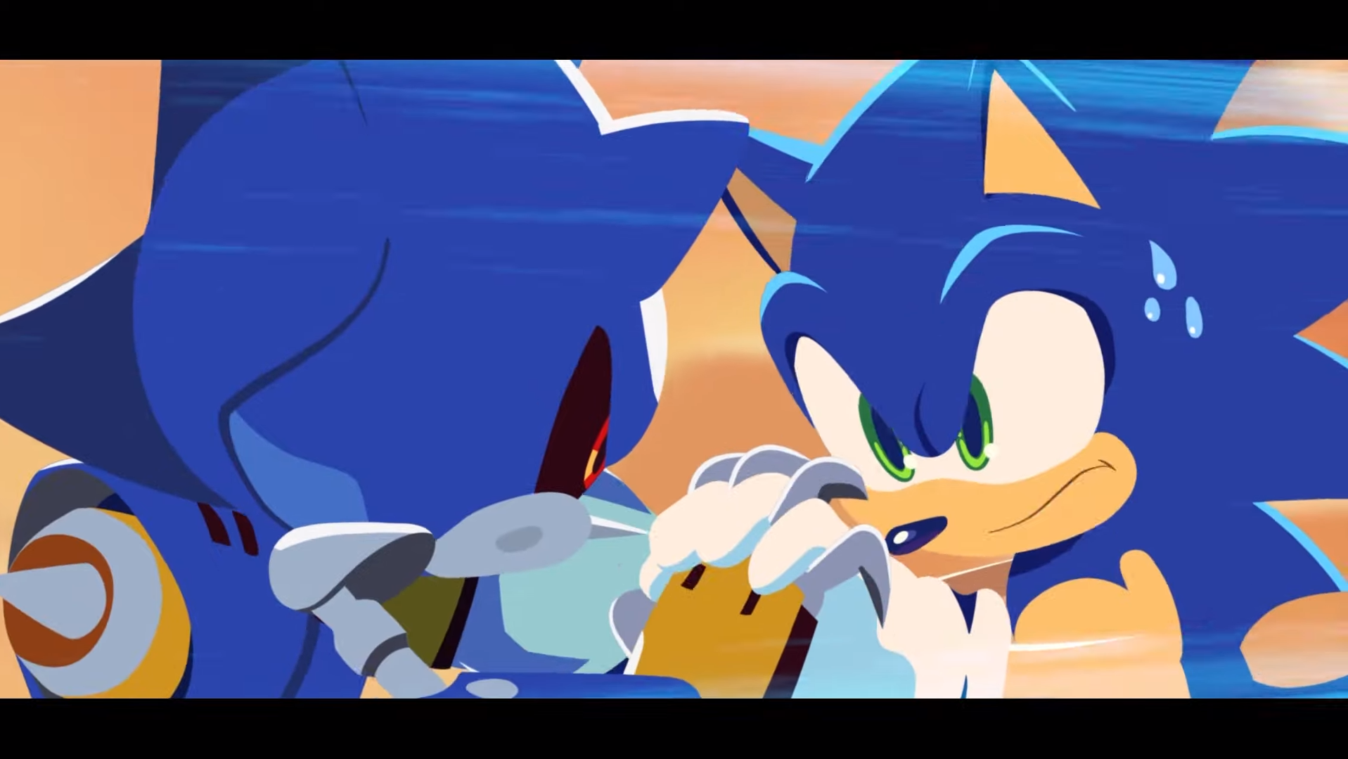 Sonic Central Animation