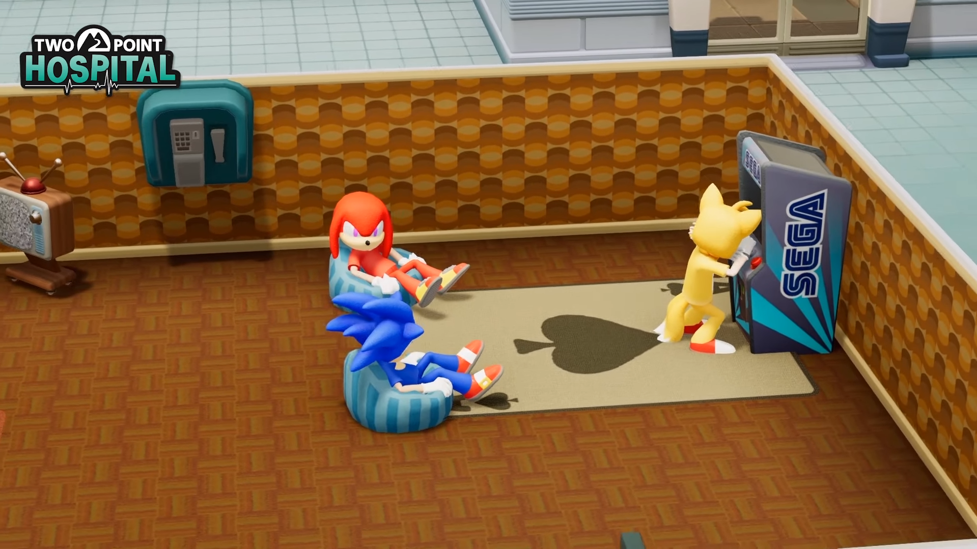 Sonic Central Two Point Hospital