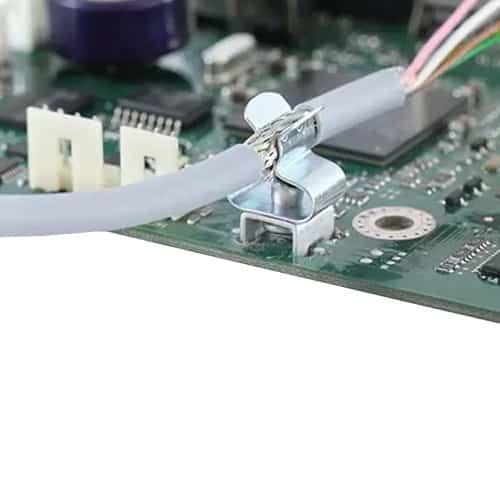 EMC skärmklämma PCB|SKL