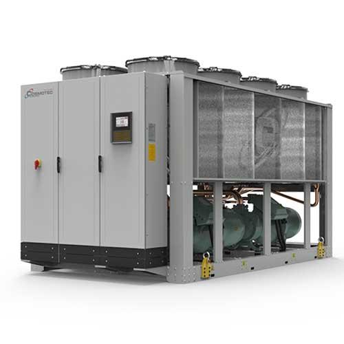 Chiller WSA från Cosmotech levereras av C-Pro