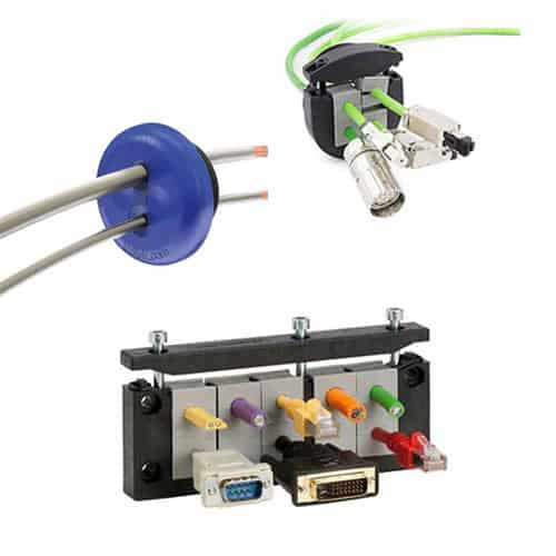 Kabelgenomföringssystem från C-Pro