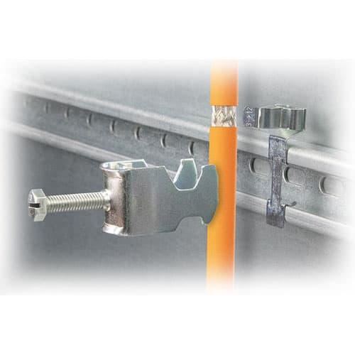 Kabelklämma EMC för C-Skena / LFC 2