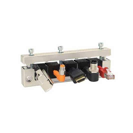 Kabelgenomföringsram EMC-KEL-E5 från icotek levereras av C-Pro