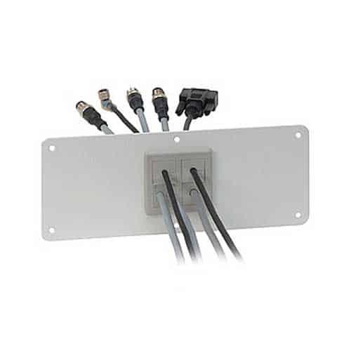 Kabelgenomföringsram KEL-QTA-B från icotek levereras av C-Pro