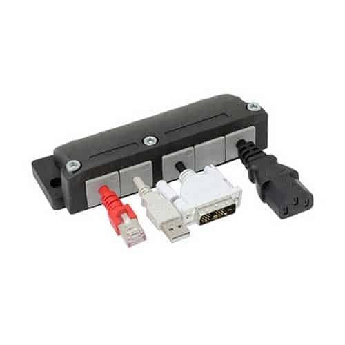 Kabelgenomföringskapsling KEL-FG-E5 från icotek levereras av C-Pro