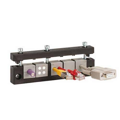 Kabelgenomföringssystem KEL-E5 från icotek levereras av C-Pro