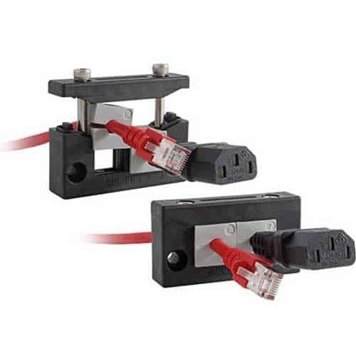 Kabelgenomföringssystem KEL-ER-E2 från icotek levereras av C-Pro