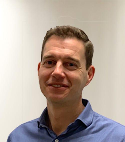 Fredrik Persson VD på C-Pro