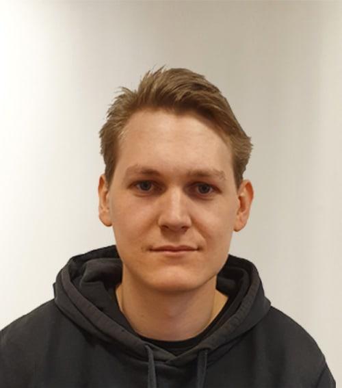 Emil Moen Logistik på C-Pro