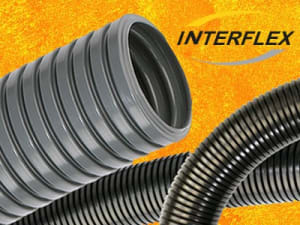 Skyddsslang från Interflex