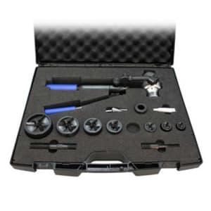 Punchverktyg set PRO 16-63 - leveraras av C-Pro