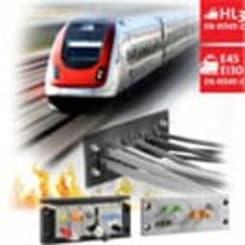 Kabelgenomföringssystem för järnvägsteknik