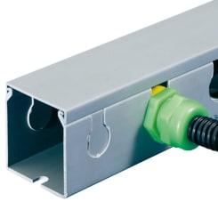Kabelkanal Knockout TPD levereras av C-Pro