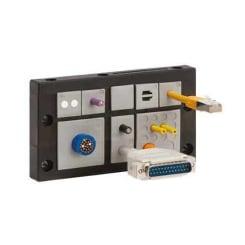 Kabelgenomföringsram KEL-24E från icotek levereras av C-Pro