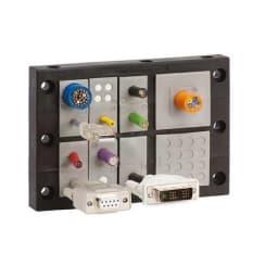 Kabelgenomföringsram KEL-24MT från icotek levereras av C-Pro