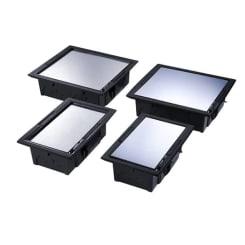 Golvlådor levereras av C-Pro
