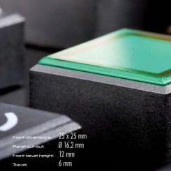 Tryckknappar Quatron levereras av C-Pro
